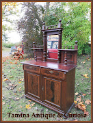ANTIQUE SIDEBOARD 4 SALE!