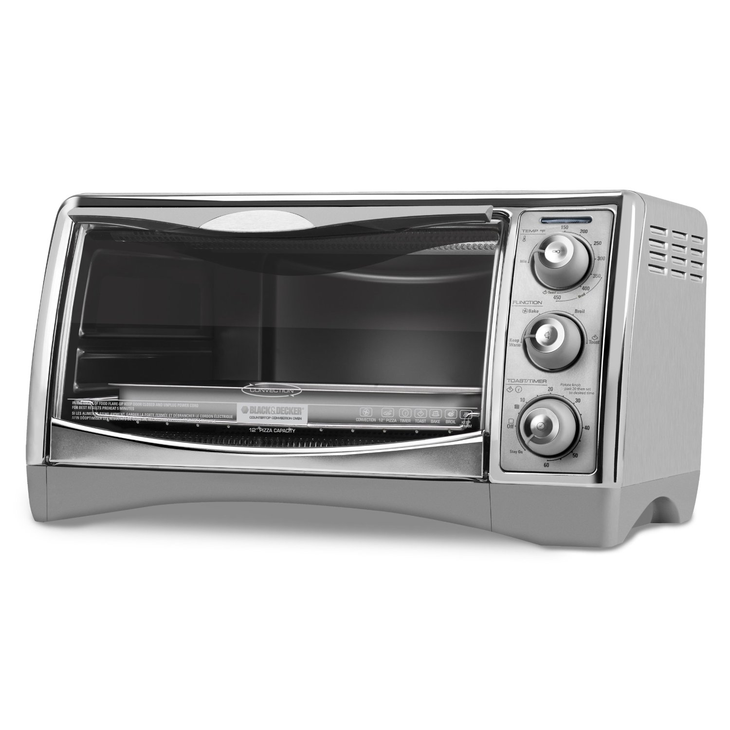 kitchen appliance packages: Black Decker Toaster Oven