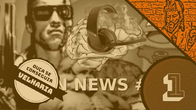 QN NEWS#1 – Pokemon GO, Skynet, tumores e Buda