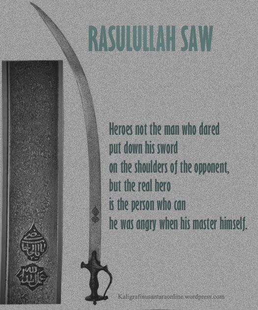Populer 72 Kata Kata Bijak Cinta Nabi Muhammad