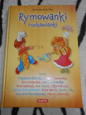 Wydawnictwo Martel- Rymowanki rozbawianki
