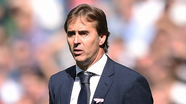 Real Madrid SACK Lopetegui After El-Clasico Humiliation… See Who's Taking Over!.