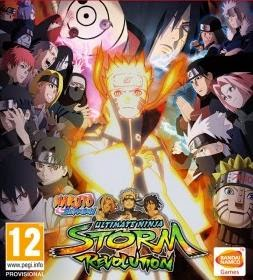 Game PC Naruto Shippuden: Ultimate Ninja Storm Revolution [full]