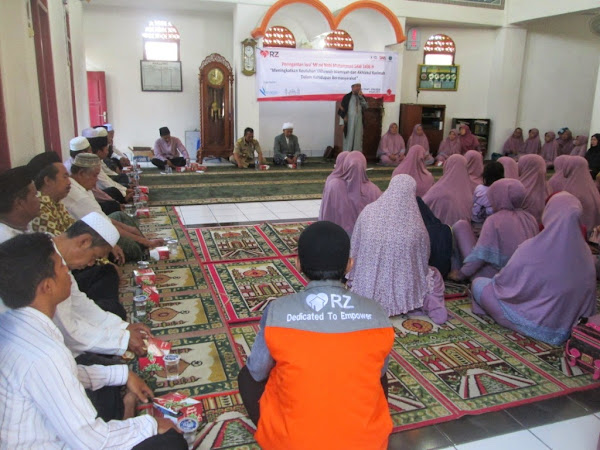 Tingkatkan Ukhuwah Islamiyah Melalui PHBI Isro Mi'raj di Masjid At-Taubah