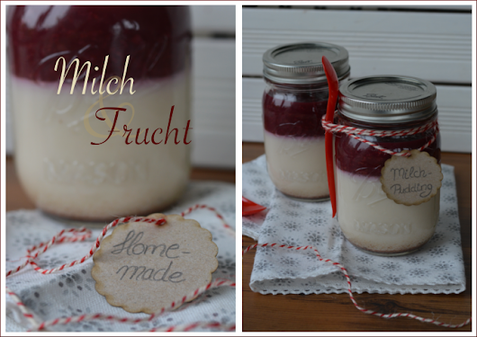 Milch-Pudding (Proteinpudding)