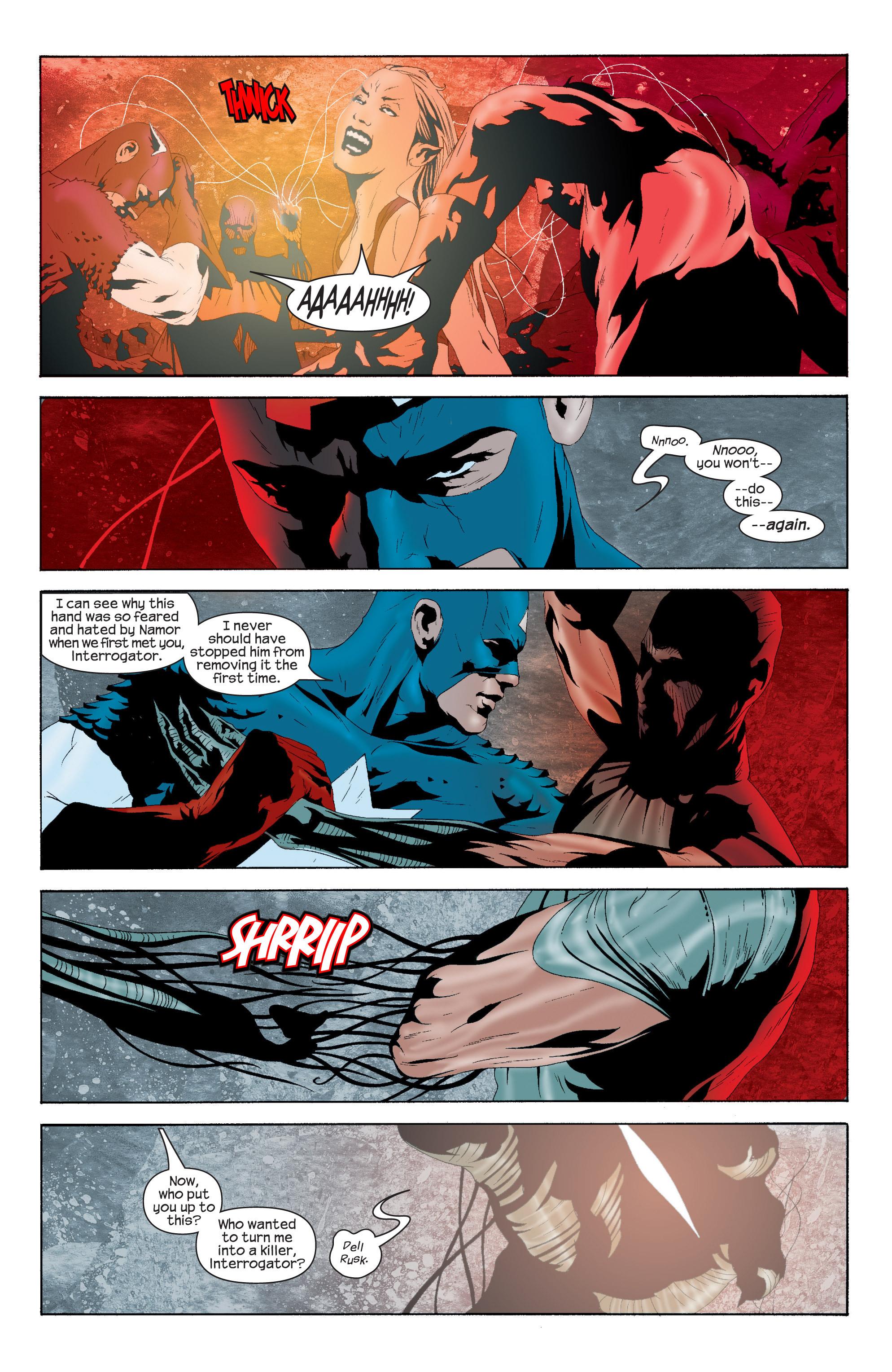 Captain America (2002) Issue #16 #17 - English 23