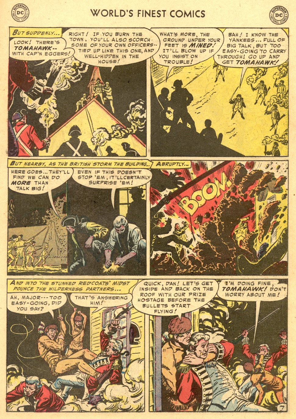Read online World's Finest Comics comic -  Issue #70 - 43