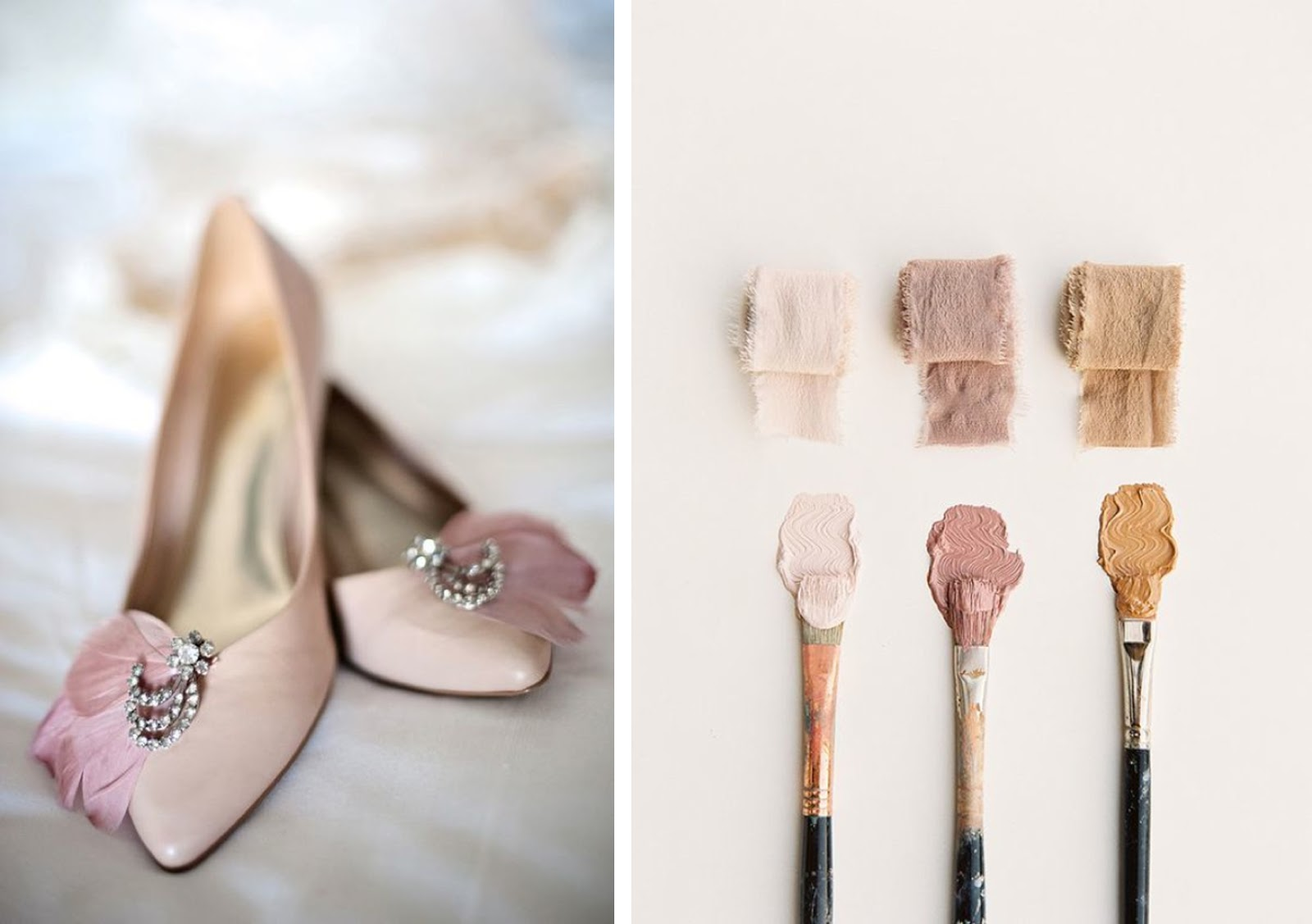 using neutrals in your wedding