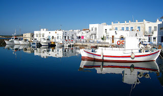 Paros Yacht Charters in Greece