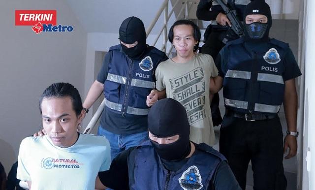 Dua Didakwa Terbabit Bom Kelab Malam Movida Di Puchong