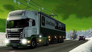 John Deere pack skin for Scania R