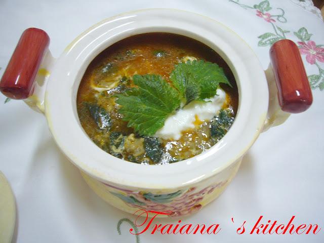 Супа от коприва