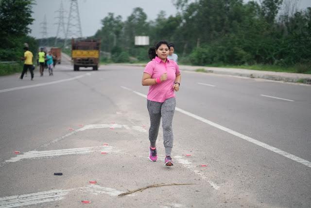 Hyderabad Runners organises Airtel Hyderabad Marathon Training run at Medchal
