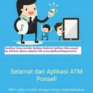 Bisnis Online terbaik hasilkan uang lewat Aplikasiatmponsel.tk