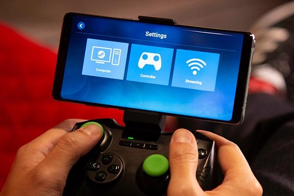 Steam Link - Παίξτε δωρεάν τα παιχνίδια του υπολογιστή σας στο Android smartphone σας!