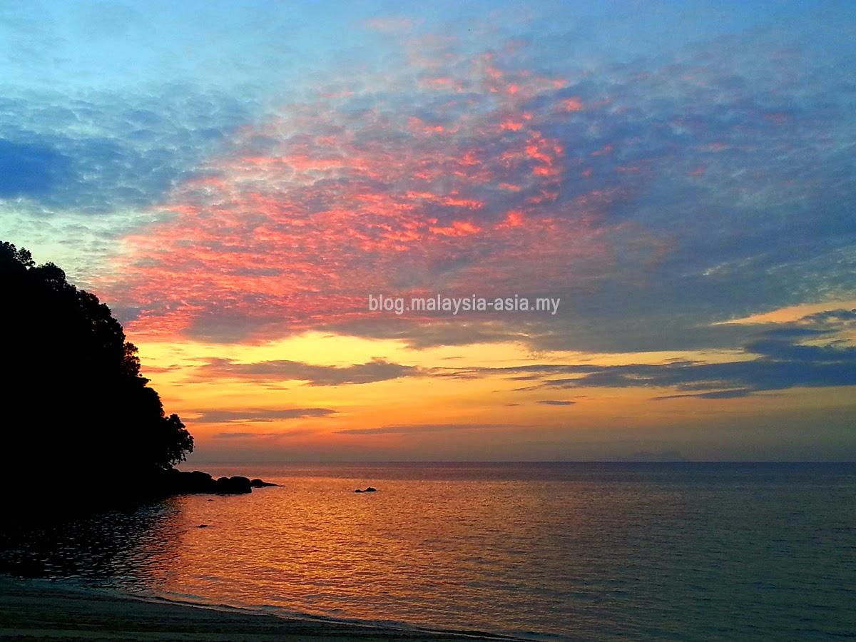 Sarawak Sunrise Photo