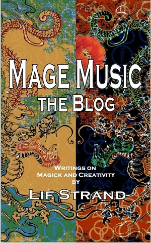 Cover for Mage Music book jimmypagemusic.blogspot.com