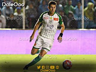 Oscar Ribera jugador de Oriente Petrolero - DaleOoo