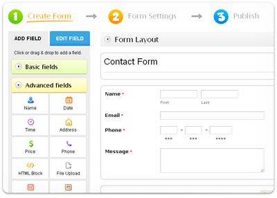 Investigating Uncomplicated Systems Of form builder