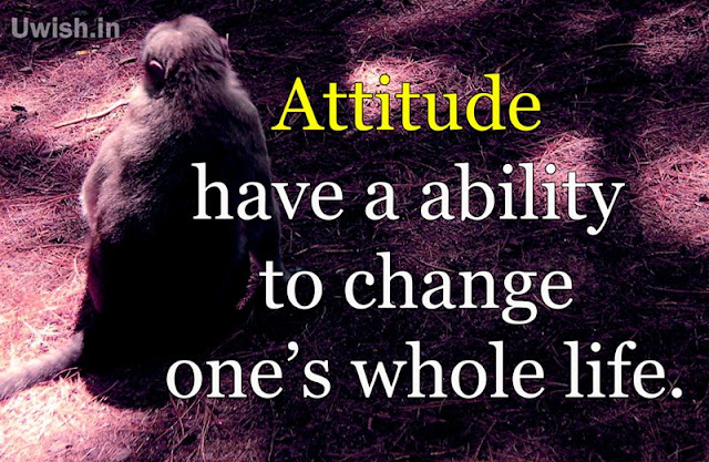 Attitude quotes wishes and greetings