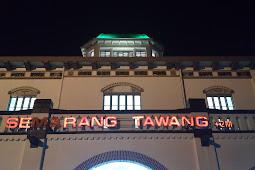 Sejenak Bermalam di Stasiun Semarang Tawang (Cerita dan Wisata)