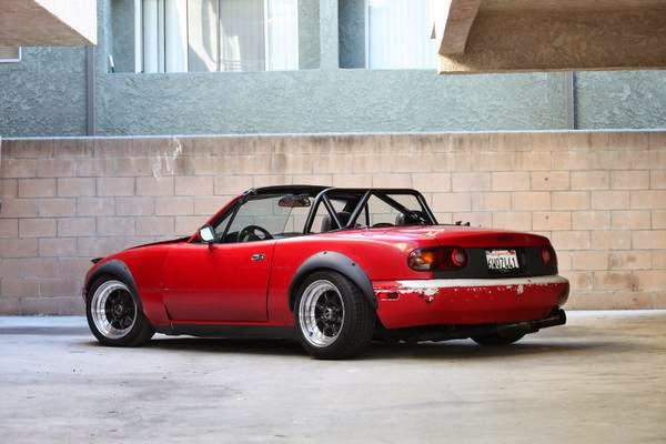 1993 Mazda MX-5 Miata Project Car | Auto Restorationice