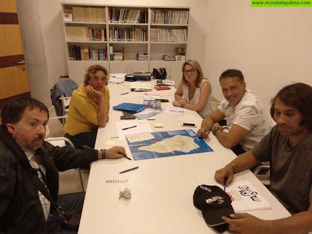 El Cabildo impulsa y promociona el turismo de buceo en la isla con la colaboración del sector