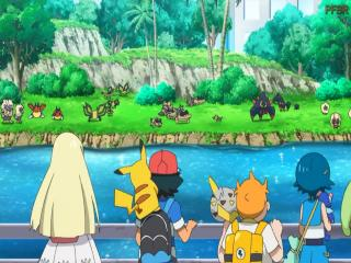 Pokémon Sun & Moon – Episódio 46