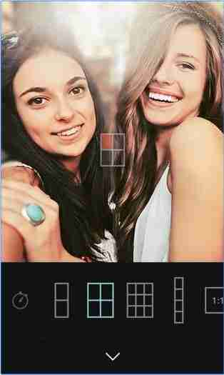 Camera b612 selfie free download for android for Editor de fotos b612