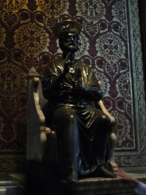 P1070582 - Visita guiada aos Museus Vaticanos, Capela Sistina e Basilica de S. Pedro com guia particular
