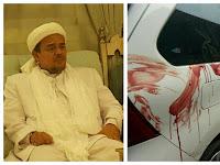 Rekaman Habib Rizieq Kutuk Pembacokan Ahli IT Pembela Umat Islam