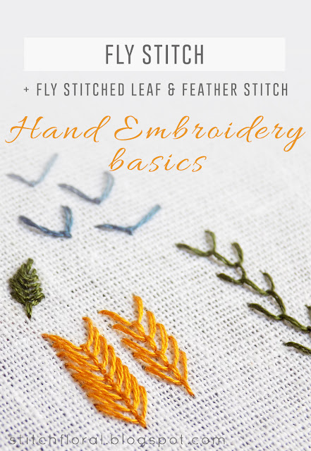 How to fly stitch
