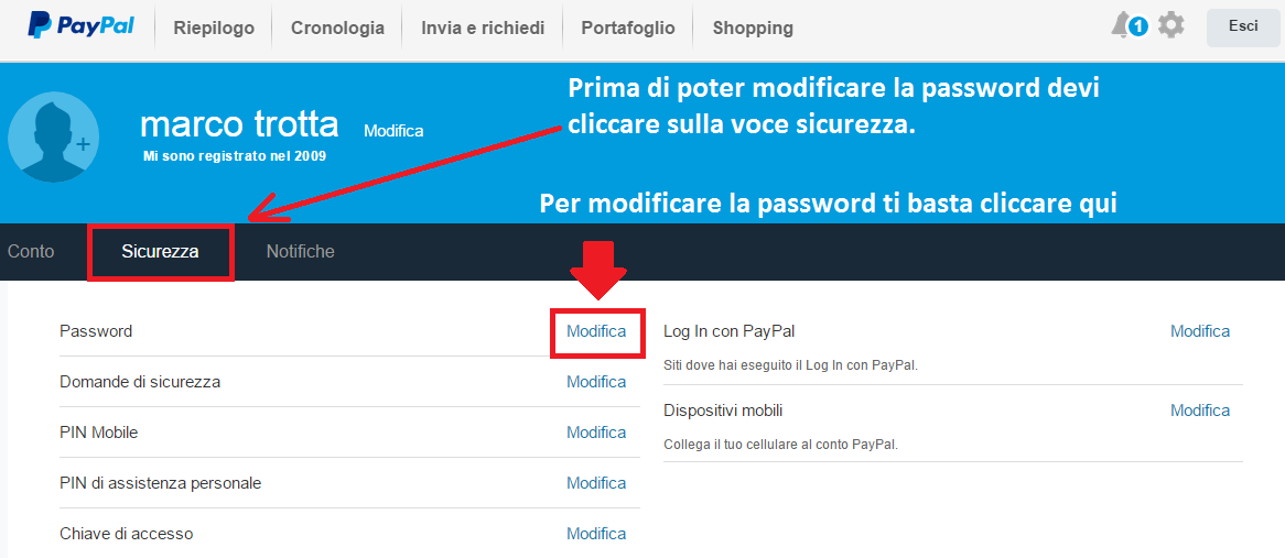 cambiare-password-paypal