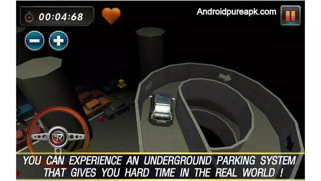 RealParking3D Parking Games Apk Download Mod