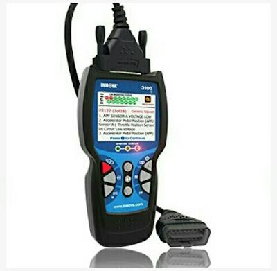 Innova OBD-II Car Scanner Diagnostic Tool