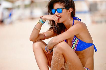 33906803450da Banana Moon Spring/Summer 2015 Swim Campaign featuring Sara Sampaio