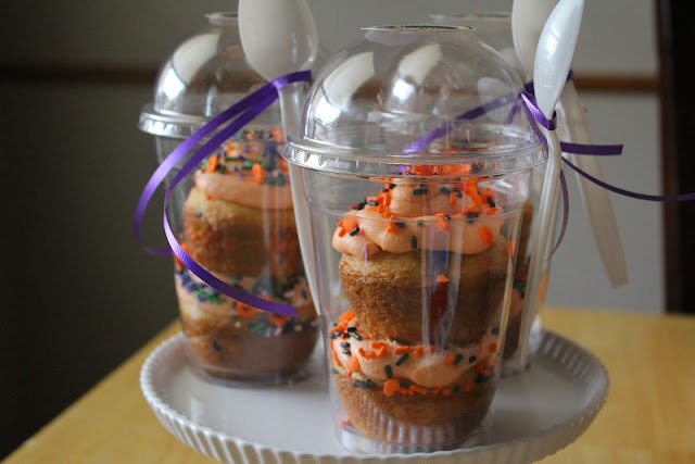 Craft Whatever Cake Walk Goodies Ideas I Got From