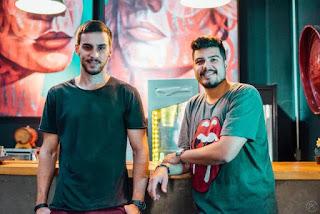 """Victor e Diogo lançam """"Oportunidade Única""""  Single vem acompanhado de um webclipe"""