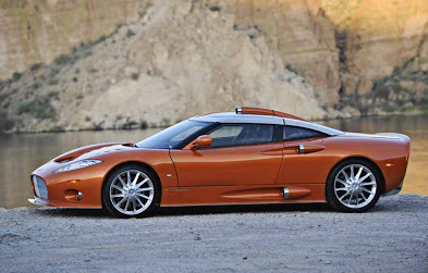 2010 Spyker C8 Aileron Review