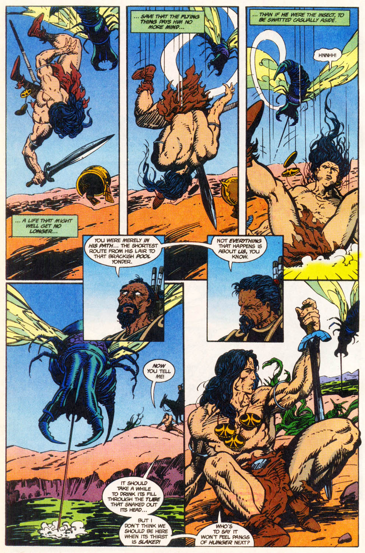 Read online Conan the Adventurer comic -  Issue #12 - 11