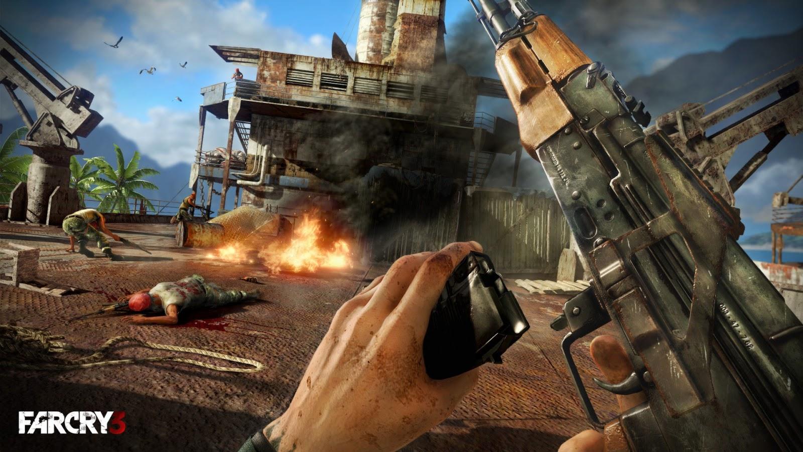 Far Cry 3 PC ESPAÑOL REPACK 2 DVD5 (JPW) 4