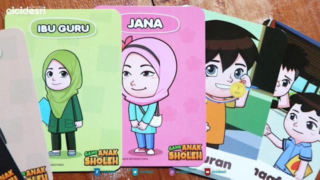 sahabat anak sholeh, game anak sholeh, Paket Al-Shifa, Paket Ar Razi, Paket Al Batani, sahabat sholeh