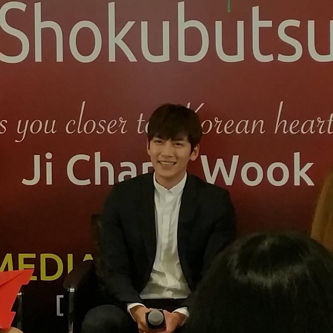 EVENT Sehari Bersama Ji Chang Wook Di Singapura Di 3 Event