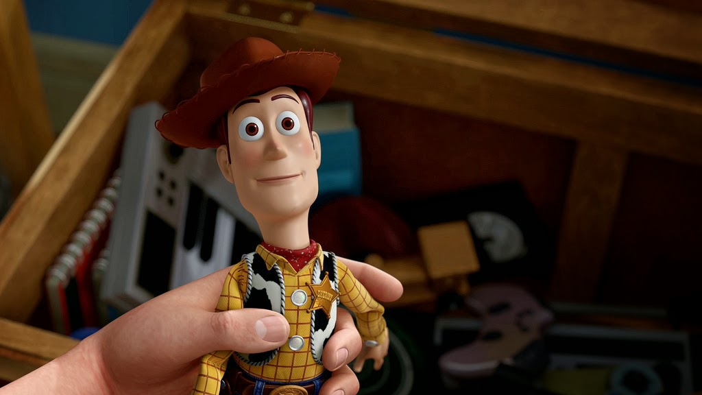 Dan the Pixar Fan: Toy Story: TSC Woody