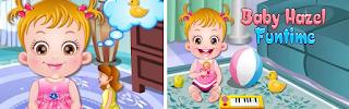 Android Games Terbaik Untuk Anak Perempuan Paling Populer  Baby Hazel Fun Time
