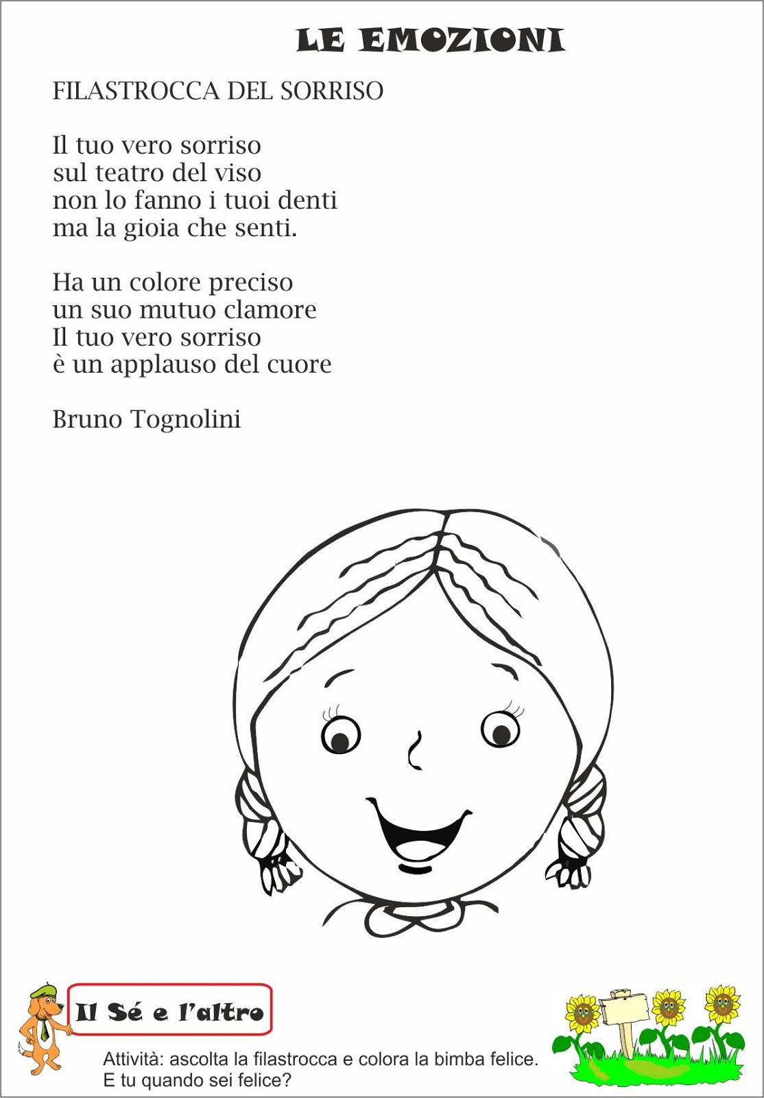 poesie sulle emozioni