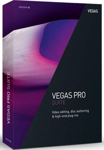 MAGIX Vegas Pro 15 Full Version (x64)