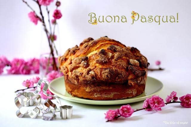Versüßt das Osterfrühstück: Focaccia dolce alle mandorle