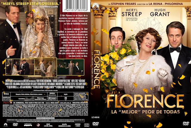 Download Florence Quem é Essa Mulher BDRip Dual Áudio