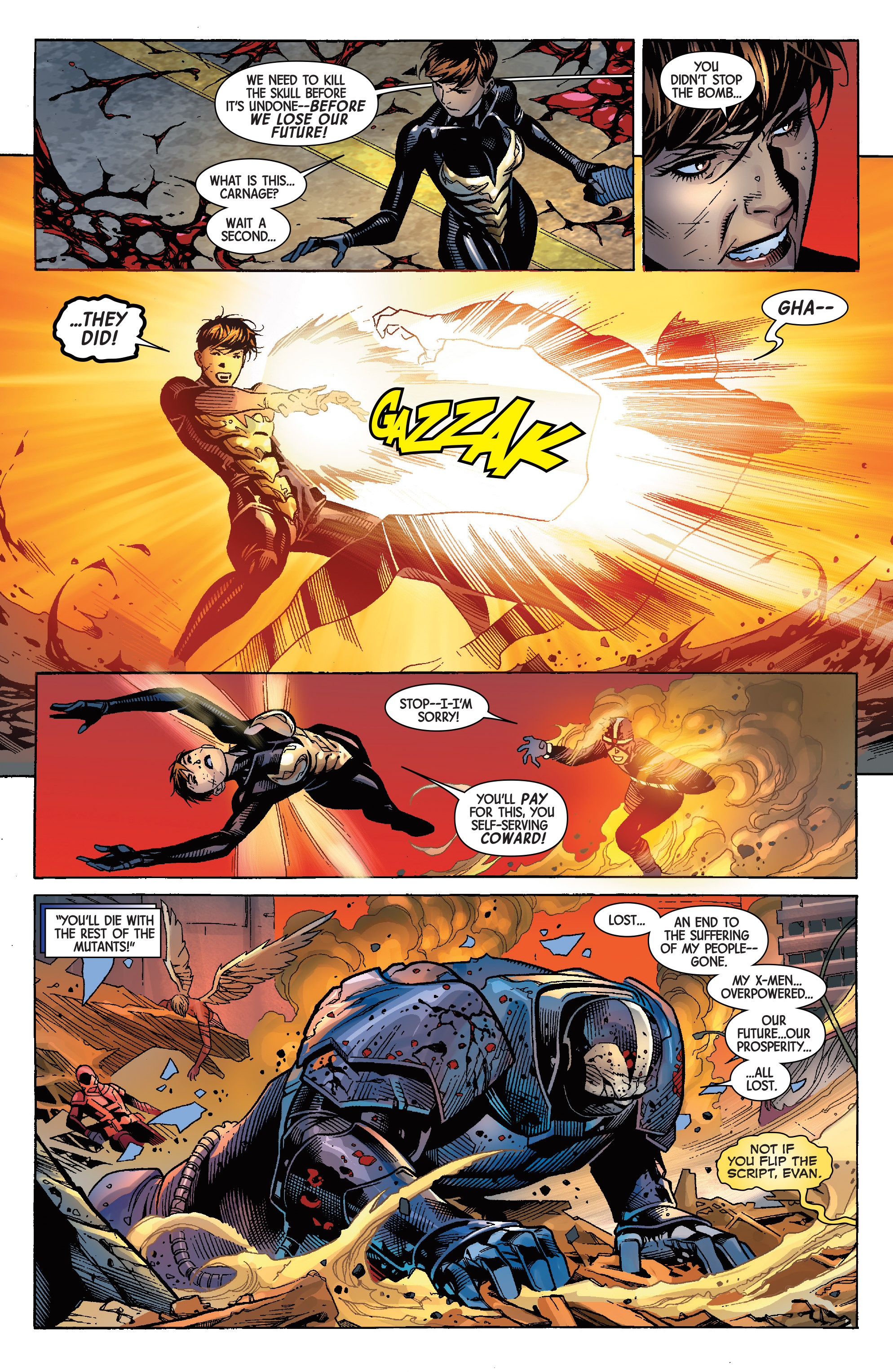 Read online Avengers & X-Men: AXIS comic -  Issue #9 - 13